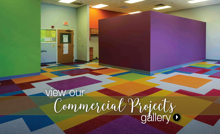 Visit our commercial projects gallery